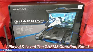 I Played & Loved The Gaems Guardian, But...!