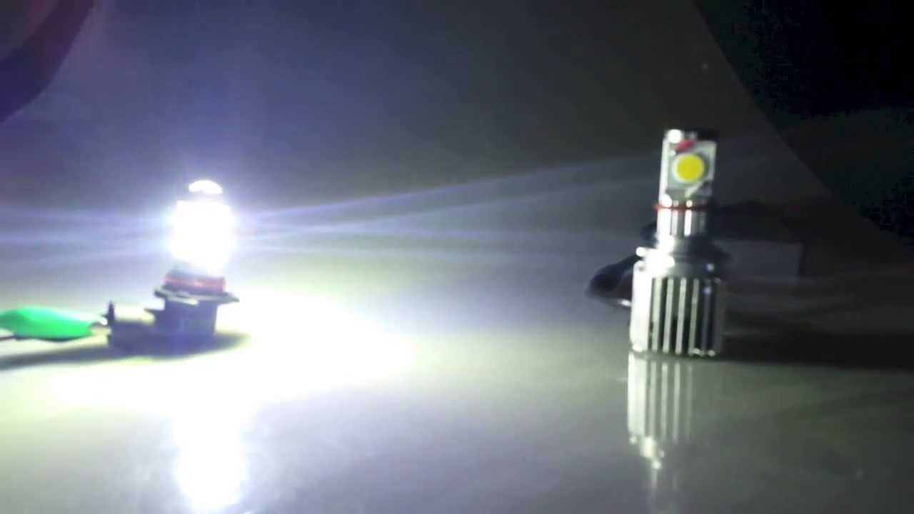 9006 Cree LED Bulb With 2000LM Each For Fog Lights