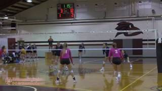 Highlights: Volleyball falls to Pace, 3 sets to 1
