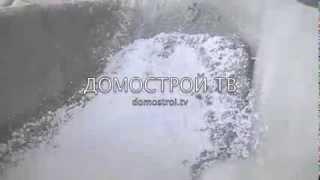 Полистиролбетон с песком своими руками(, 2014-02-12T19:13:34.000Z)