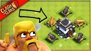DON'T UPGRADE CANNONS IN Clash of Clans?! thumbnail