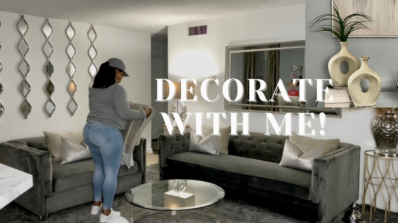 Download DECORATE WITH ME! NEW DECOR