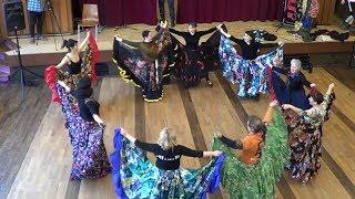 """BIELEFELD-2019"" = « Урок цыганского танца »"
