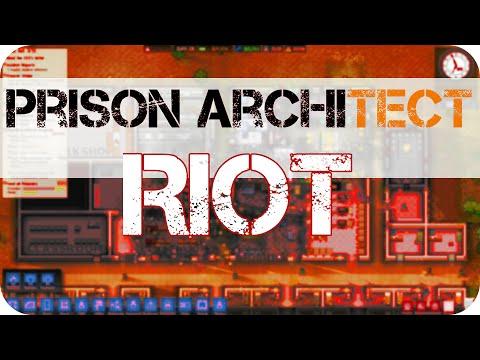 Prison Architect Riot: AG Unescapable Prison