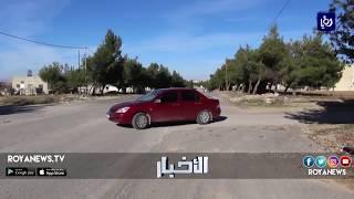 طريق أبو البنا .. العيص يفتقر للخدمات الأساسية وعناصر السلامة في الطفيلة - (22-2-2018)