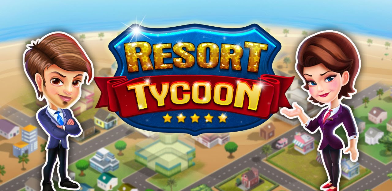 Resort tycoon games for iOS device 2018