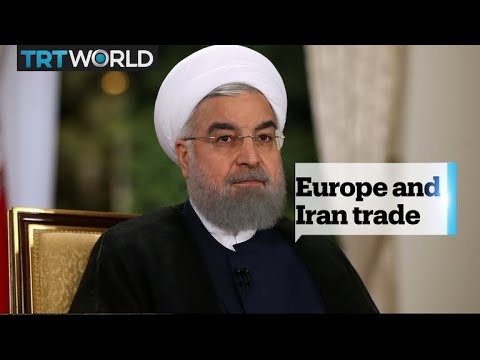European Union will continue trade with Iran bypassing US sanctions Mp3