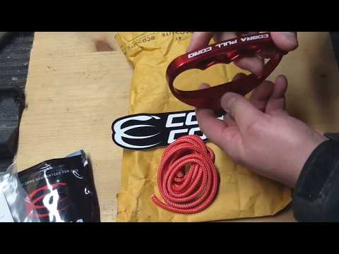 Snowmobile Cobra Pull Cord Recoil Rope Installation Polaris Pro-Ride RMK Assault Pro-RMK 800
