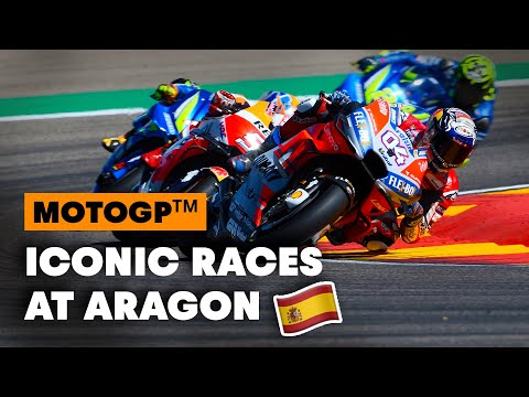 3 Times The Aragon GP Brought Us To The Edge Of Our Seat | MotoGP 2019