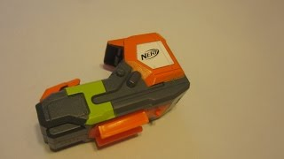 review nerf modulus red dot sight jb nerf
