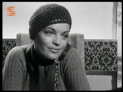 "Romy Schneider - Interview ""Le petit Carrousel illustré"" (24.11.1970)"