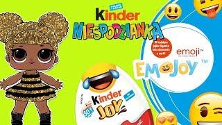 LOL Surprise • Jakie Emotki kryją się w Kinder Joy • bajka