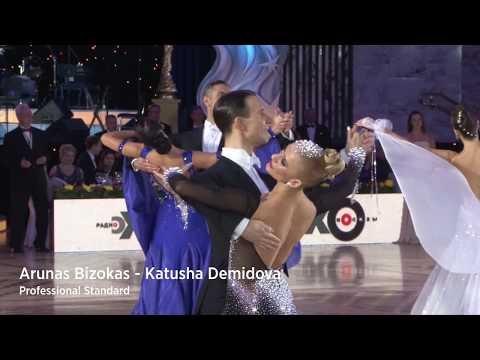 Arunas Bizokas - Katusha Demidova, USA, Final English Waltz