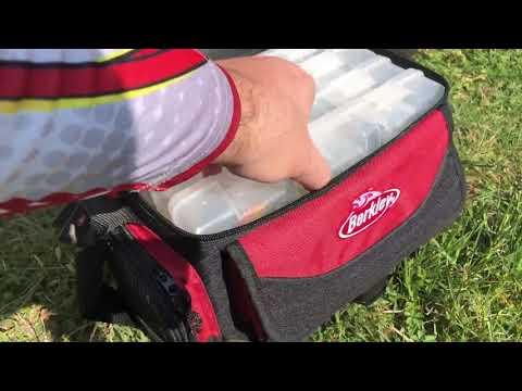 Berkley System Bag + 4 Box