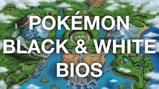 All Chuggaaconroy's Pokémon Black & White Bios *UPDATED*