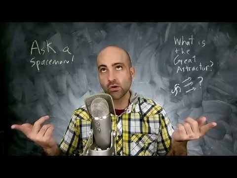 The discovery of the Great Attractor - Ask a Spaceman!