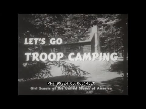 1951 GIRL SCOUTS OF AMERICA FILM
