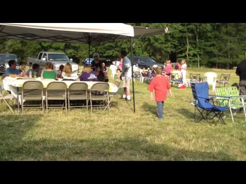 At the Living Word picnic, Lowesville NC