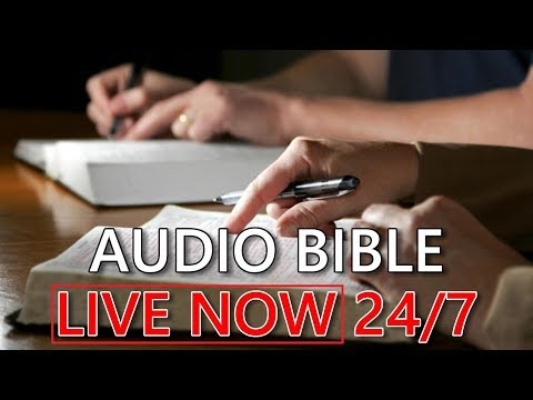 1984 NIV AUDIO BIBLE LIVE STREAM 24/7 with Chatroom (Prayer, Bible & End Times chat)