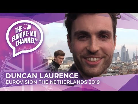 Duncan Laurence (The Netherlands 2019) - Interview - London Eurovision Party