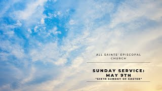 """The Sixth Sunday of Easter Sunday"" 