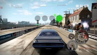 nFS Shift 2 Unleashed - Drag Race Nissan Skyline(Драг)