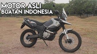 DIKIRA BUATAN ASING, 5 MERK MOTOR INI TERNYATA ASLI BUATAN INDONESIA