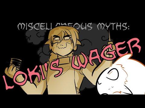 Miscellaneous Myths: Loki's Wager
