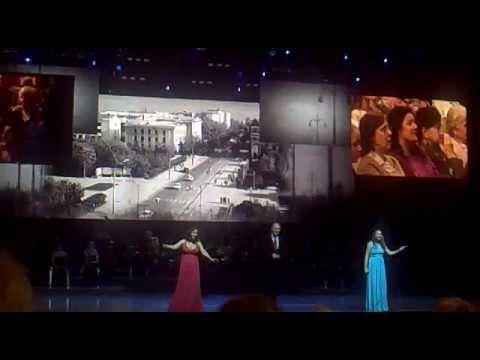 Концерт посвященный Дню Народного Единства и открытию Дворца Культуры Нефтяник