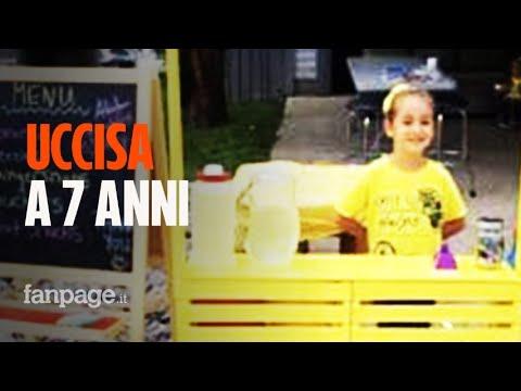 Uccisa a 7 anni dall'amico della madre: la piccola Bella Rose pugnalata con le forbici