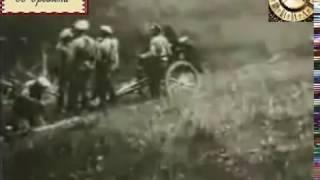 1916 г.  Брусиловский прорыв. Кадры кинохроники.
