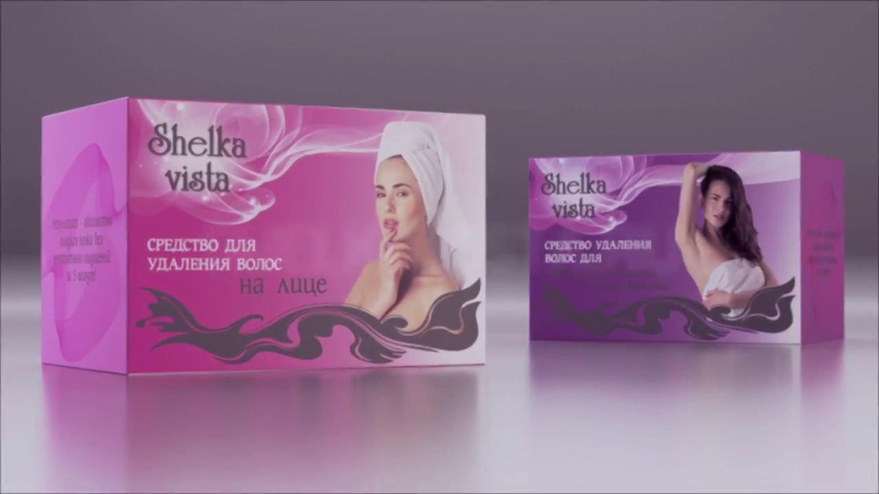 Порошок для удаления волос shelka vista отзывы