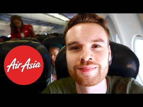 Flying Kuala Lumpur To Manila With AirAsia (Flight Review)
