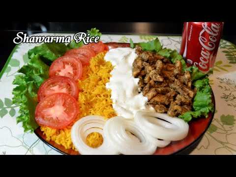 Shawarma Rice - YouTube