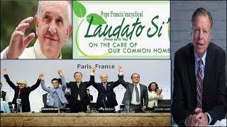 Paris Accord Pope Francis Sunday Law Agenda. Nancy Pelosi Jerry Brown Climate Protests. Watchman?