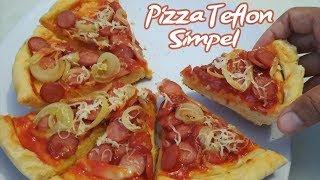 vuclip Cara Membuat Pizza Empuk Paling Mudah Tanpa Oven Anti Gagal