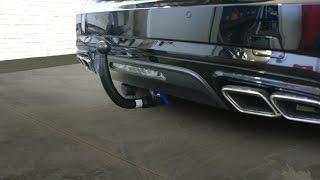 Heckträgeraufnahme Mercedes SL R231 abnehmbar 1138695