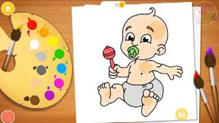 Sweet Baby Girl - Cleanup 2 - School Kids Games for Children - GAME FOR KIDS
