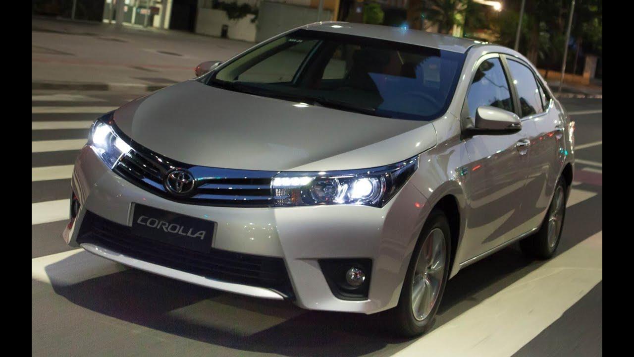 Novo Corolla 2015 em detalhes - vídeo oficial - www.car.blog.br ...
