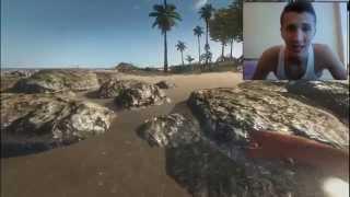 Stranded Deep island survival #5 - Oluja me ubija
