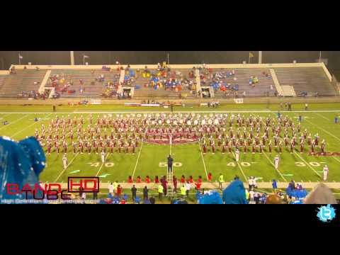 South Carolina State University - Halftime Show (2012)