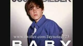 Justin Bieber f Ludacris  Baby instrumental  & lyrics
