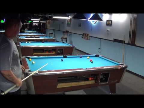 Delmarva Billiards Tour Championship Richard Grund vs John Moody Jr Final Rack