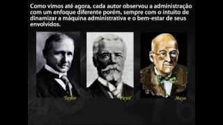 SLide show - Teoria neoclássica da administração.