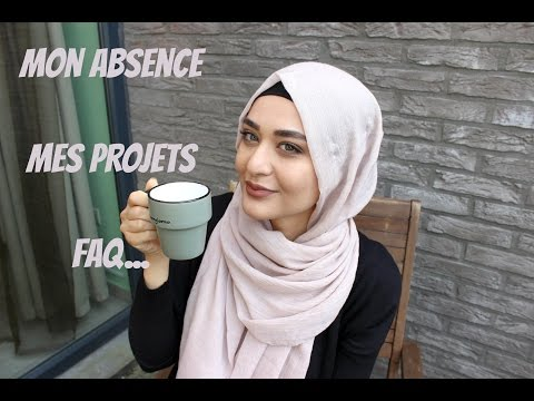 Blabla, mon absence, mes projets, FAQ... | Muslim Queens by Mona