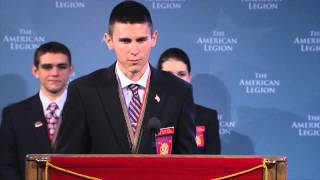 American Legion Youth Champions Honored