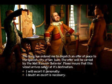 Pirates! Mailrunner-Royal Sloop (Made Easy)