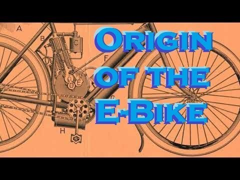Origins Of E-Bikes - Fulfilling A Century-Old Promise