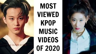 [TOP 50] MOST VIEWED KPOP MUSIC VIDEOS OF 2020 | March (Week 4)