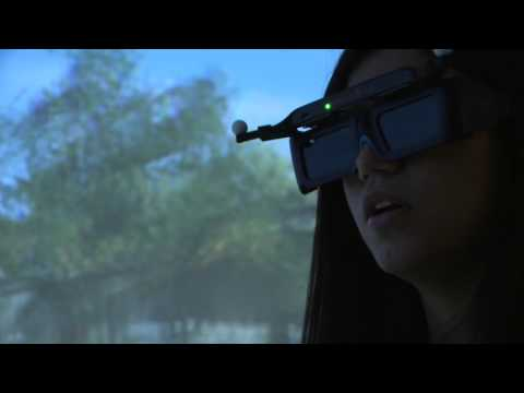 UH Moment: Virtual Reality Cave Aids in Addiction Recovery